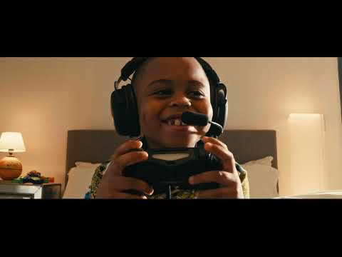 """BRS Kash - Go Baby """"Kidz Mix"""" featuring Lil James & Bad Kid Super Marcus [Official Music Video]"""