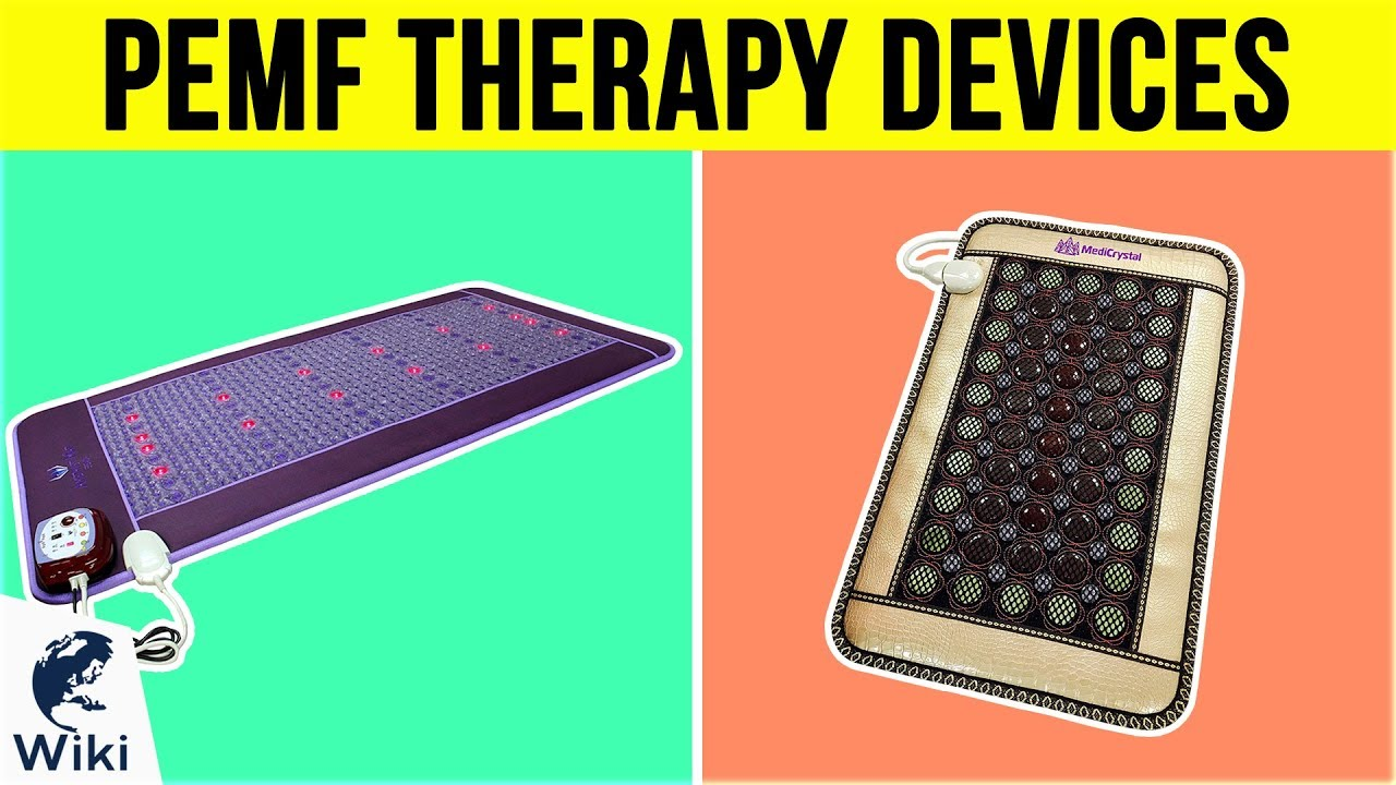 10 Best PEMF Therapy Devices 2019
