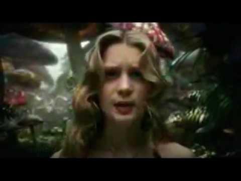 Alice: I found myself in Wonderland.. (fan-made video)