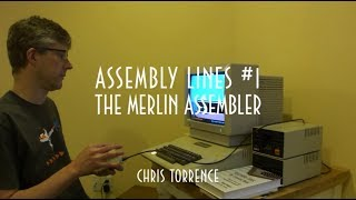 Assembly Lines #1: The Merlin Assembler