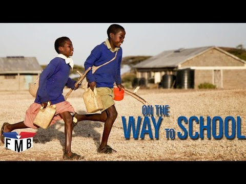 On the Way to School - Official Trailer #1 - French Documentary