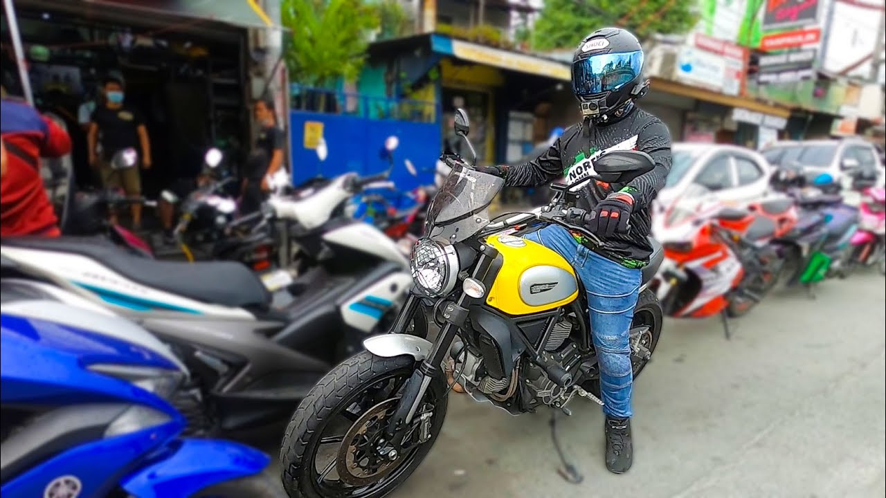 MAS PINABILIS PA YUNG DUCATI (ILLEGAL OVERPOWER)