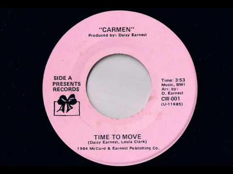 Carmen - Time To Move - Modern Soul Classics