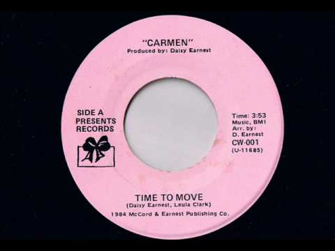 Carmen - Time To Move - Modern Soul Classics