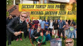 OMG! Michael Jackson is ALIVE AND BACK 2017 NEW LIFE NEW DISGUISE Get ready to SHOCK!