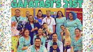 FAMILY TRIP TO NZ | 🎂 Gafatasis 21st Birthday 🎉