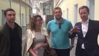 Экскурсия по корпусу ВШЭ на Покровке для Клуба Дарителей