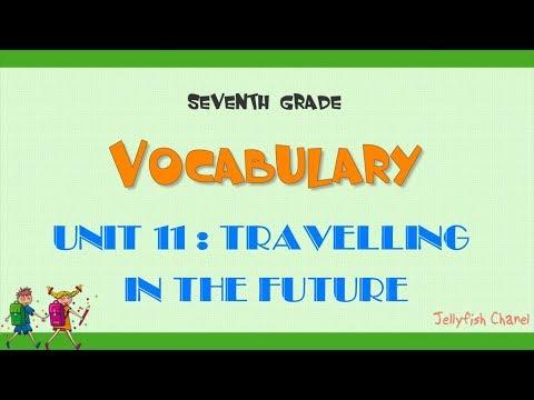 Từ vựng tiếng Anh lớp 7 – Unit 11 Travelling in the future – Chương trình mới