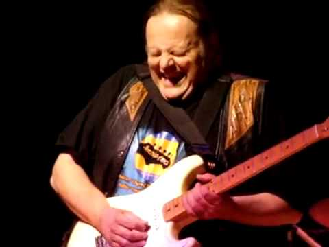 Walter Trout - Red House - live performance