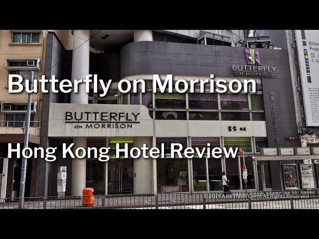 Hong Kong Hotels Review - Butterfly On Morrison Boutique