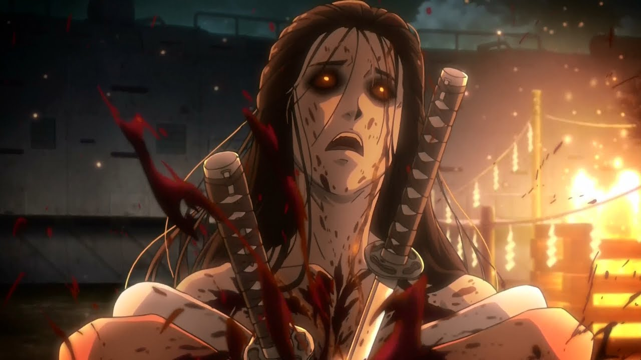 Download Kabaneri Of The Iron Fortress「AMV」 - Zombie