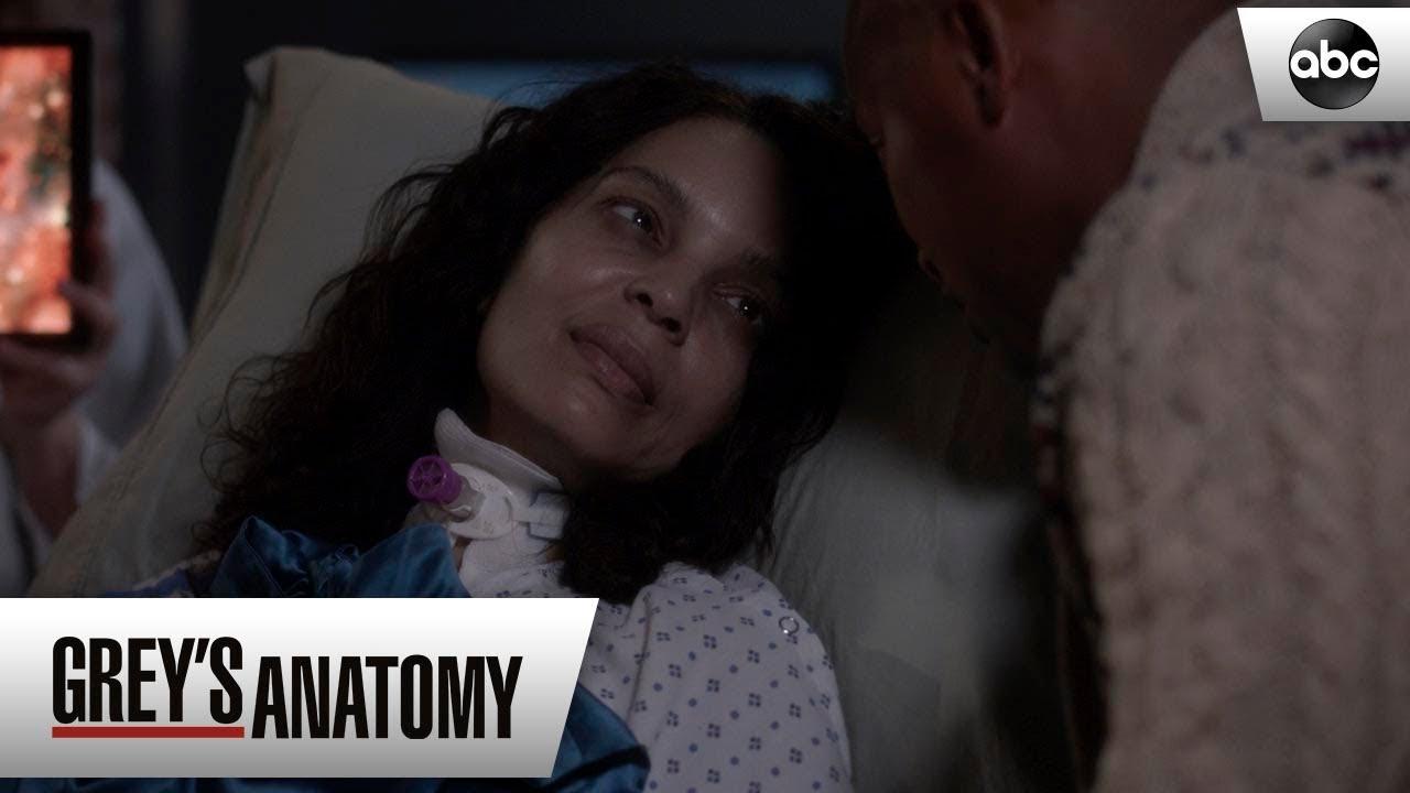 Wedding Under The Stars Greys Anatomy Season 15 Episode 12 Youtube