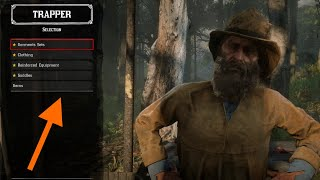 Trapper Location   Red Dead Redemption 2