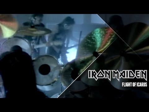 Iron Maiden - Flight Of Icarus (Official Video)