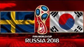 Suécia vs Coreia do Sul - Mundial Rusia 2018 - Gols & Melhores Momentos