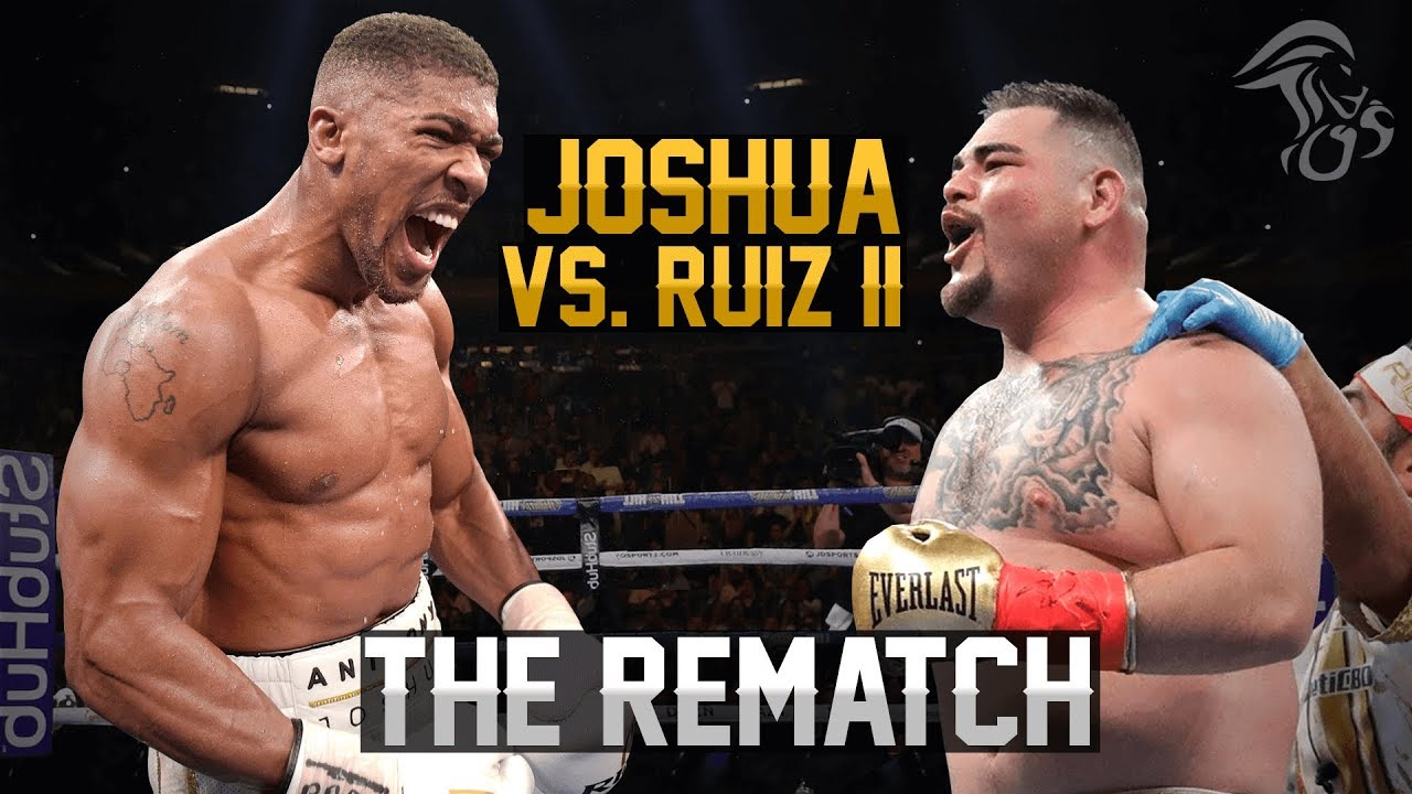 Anthony Joshua Ruiz 2