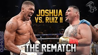 """Download Anthony Joshua vs. Andy Ruiz 2 - """"REVENGE OR REPEAT?"""" Mp3 and Videos"""