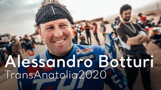 Interview with Alessandro Botturi #TransAnatolia2020