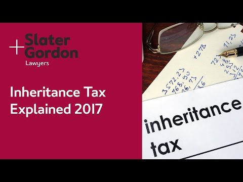 Inheritance Tax Explained