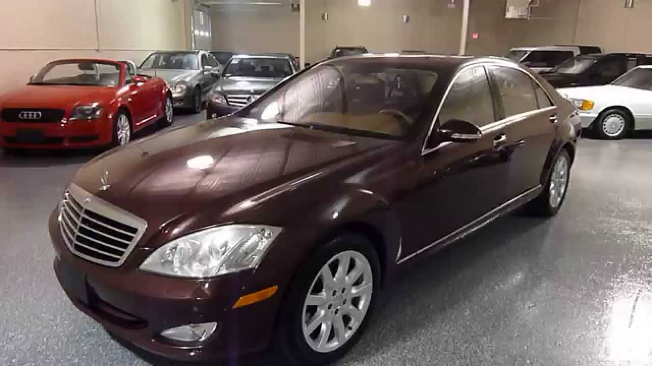 2007 mercedes benz s550 4matic sold 2503 plymouth mi for 2007 mercedes benz s550 4matic