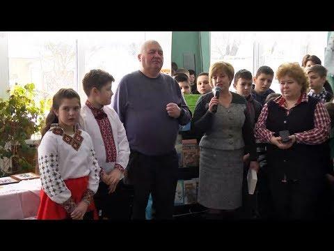 Голова Матеївецької ОТГ Петро Книшук привітав лауреатів конкурсу «Вчитель року»
