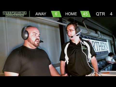 AAL Semi Finals | West Virginia Roughriders vs West Michigan Ironmen | Live 7 p.m.