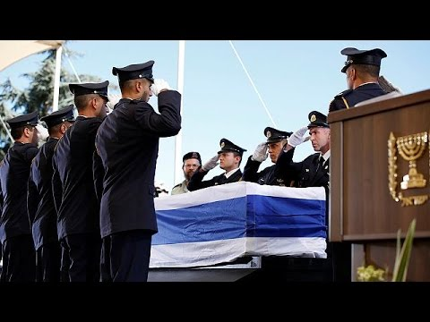 euronews (in English): Israel and the world say goodbye to Shimon Peres
