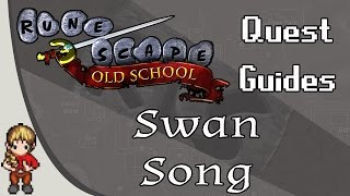 [OSRS] Swan Song Quest Guide