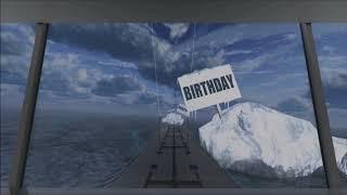 Grattis på födelsedagen min kärlek