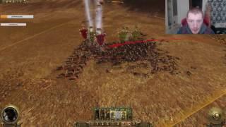 Вжлинк в  total war warhammer