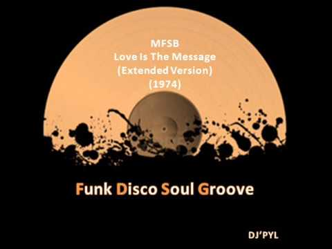 MFSB - Love Is The Message (Extended Version) (1974)