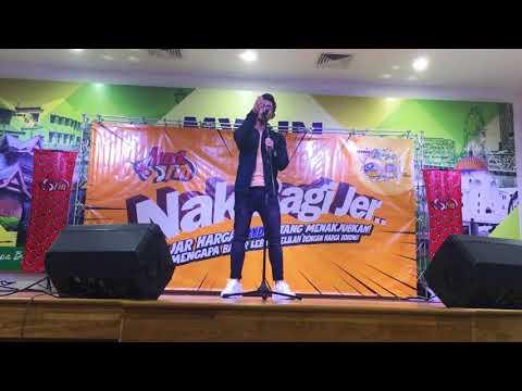 Khai Bahar - Asal Kau Bahagia   Mydin Mall Melaka   1/10/17