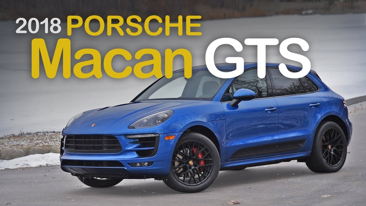 2018 Porsche Macan Gts Review Curbed With Craig Cole Youtube