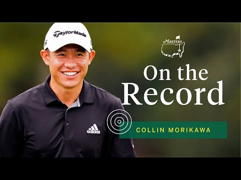 Collin Morikawa Is Excited To Return To The Masters   The Masters