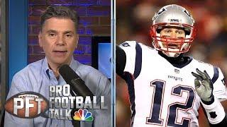PFT Overtime: Will Tom Brady finish his career in New England? | Pro Football Talk | NBC Sports