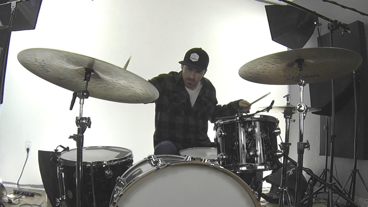 hills-and-valleys-acoustic-tauren-wells-drum-cover-josh-ward-drums
