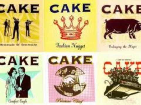 Cake- Opera Singer