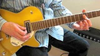 Guitar Lesson: Pete Townshend Style