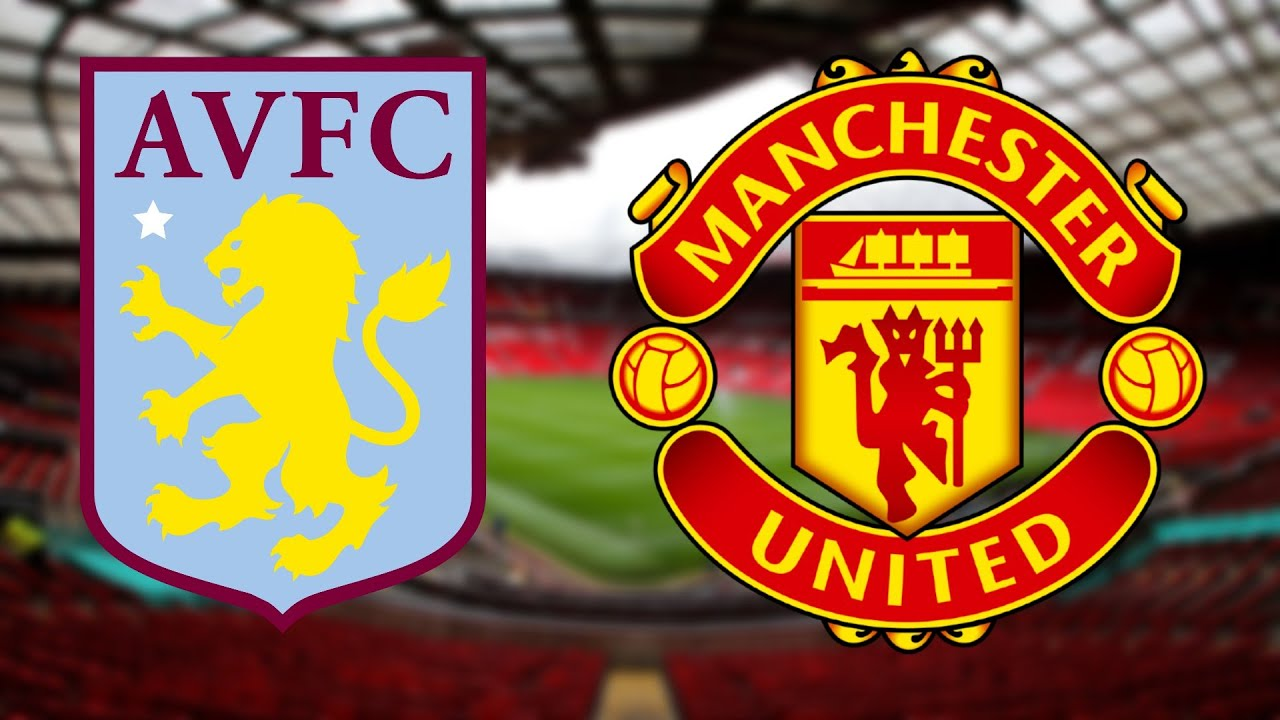 Aston Villa vs Man United live Football Watchalong Premier League live man united vs aston villa liv