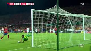 Medellín 1-1 Tolima - Golazo de Larry Angulo - Semifinal Liga Águila 2018 II l Deportes RCN