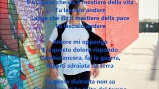 Il mestiere della vita-Tiziano Ferro-Lyrics