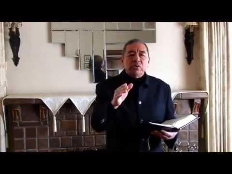 Saludo Pastoral: Pastor Edgar Leonel Reyes