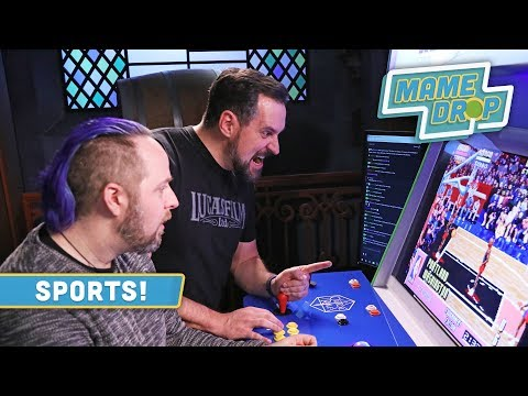 MAME Drop: Sports Games!