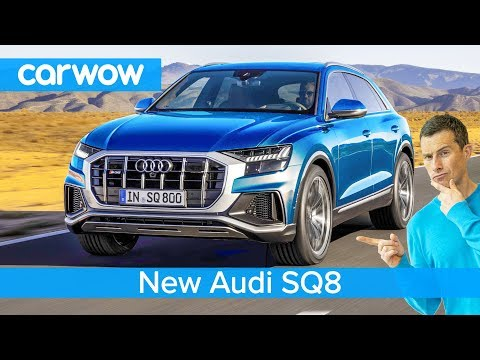 New Audi SQ8 2020 - see why it could be the greatest Audi SUV EVER!