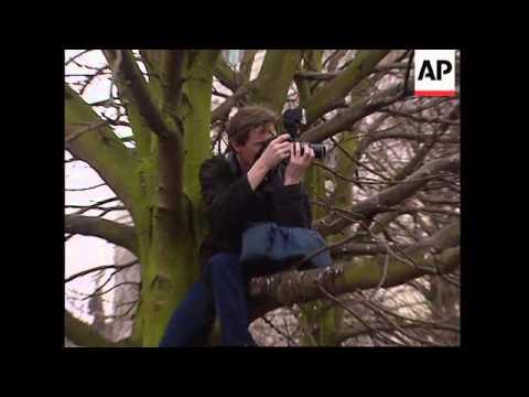 UK: PRIME MINISTER JOHN MAJOR STARTS ELECTION CAMPAIGN