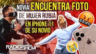 NOVIA ENCUENTRA FOTO DE MUJER RUBIA EN IPHONE 11 DE SU NOVIO Y ESTO ES LO QUE PASA...