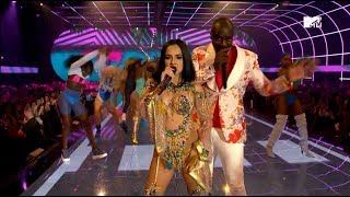 "Download Akon (阿肯) &  Becky G (貝姬·G) - ""Como No""  【MTV EMA 2019】 Mp3 and Videos"