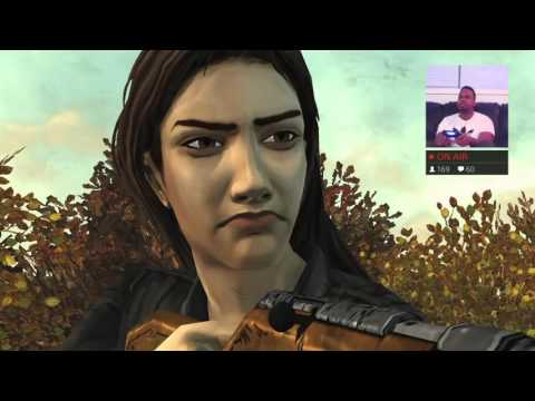 Tyrone Magnus Plays THE WALKING DEAD Episode 2!!!