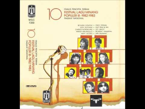 Eddy Silitonga ~ Mamandam Cinto  (Festival Lagu Minang Populer 1982 -1983)