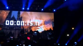 Skrillex - intro/Right In vs. Wild Boy @Guadalajara